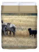 Working Sheep Duvet Cover