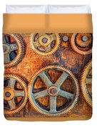 Workshop Duvet Cover by Alexey Stiop