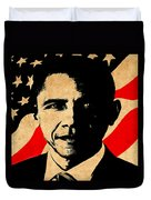 World Leaders 1 Duvet Cover by Andrew Fare