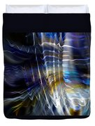 Wormhole Flaring Duvet Cover
