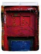 Wormhole Window Duvet Cover