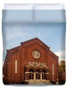 Worship Duvet Cover