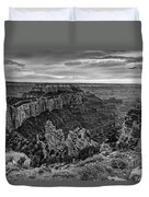 Wotan's Throne North Rim Grand Canyon National Park - Arizona Duvet Cover
