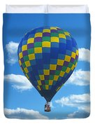 Would You Like To Fly Duvet Cover