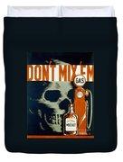 Wpa  Vintage Safety Poster Duvet Cover