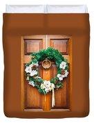 Wreath 27 Duvet Cover