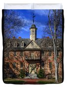 Wren Building Main Entrance Duvet Cover