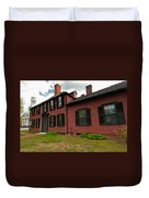 Wright's Tavern - Concord Duvet Cover