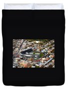 Wrigley Field Chicago Sports 01 Duvet Cover