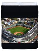 Wrigley Field Chicago Sports 03 Duvet Cover