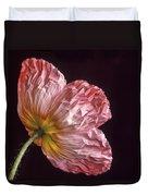 Wrinkled Rose Duvet Cover