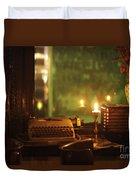 Writer's Dream  Duvet Cover