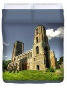 Wymondham Abbey  Duvet Cover