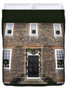 Wythe House Squared Duvet Cover