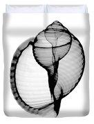 X-ray Of Scotch Bonnet Duvet Cover