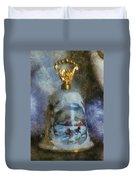 Xmas Bell 02 Photo Art Duvet Cover