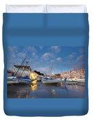 Yacht Club Duvet Cover