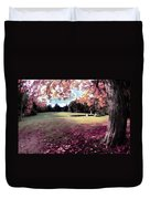 Yaddo Tree Duvet Cover