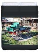 Yankee Candle Cart Duvet Cover