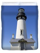 Yaquina Head Lighthouse 2 Duvet Cover