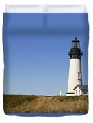 Yaquina Head Lighthouse 3 Duvet Cover