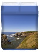 Yaquina Head Lighthouse 4 Duvet Cover