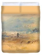 Yarmouth Sands Duvet Cover