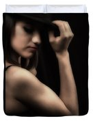 Yazmin Hat Duvet Cover