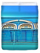 Yazoo City New Orleans Style Duvet Cover