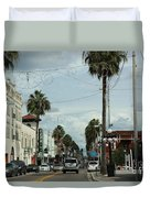 Ybor City Duvet Cover