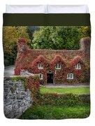 Ye Olde Courthouse Duvet Cover