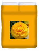 Yellow Buttercup Duvet Cover