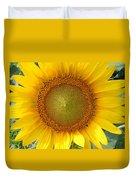 Yellow Glory #1 Duvet Cover