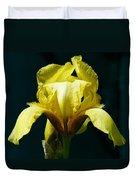 Yellow Glory Duvet Cover