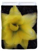 Yellow Parrot Tulip Duvet Cover