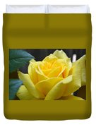Yellow Rose Ll Duvet Cover