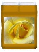 Yellow Rose Softness Duvet Cover