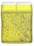 Yellow Street Duvet Cover