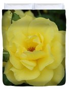 Yellow Wonder Rose...   # Duvet Cover