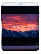Yellowstone Beauty Duvet Cover