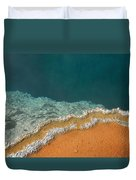 Yellowstone National Park - Hot Spring Duvet Cover