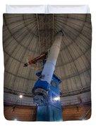 Yerkes Observatory Telescope Duvet Cover