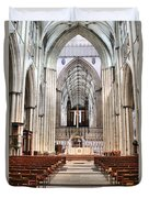 York Minster 6114 Duvet Cover