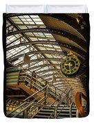 York Railway Station Duvet Cover