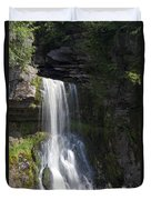 Yorkshire Waterfall Duvet Cover