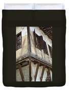 Yoruk Village House Duvet Cover