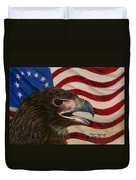 Young Americans Duvet Cover by Sherryl Lapping
