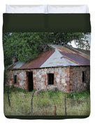 Young Arizona Where Everything Is Old Duvet Cover