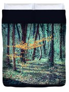 Youngster Duvet Cover by Hannes Cmarits