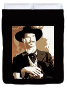 Your Huckleberry Duvet Cover